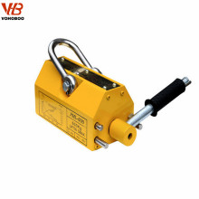 Alibaba Lifting Equipment Crane Hoist Lifting Magnet 50-500KGS Permanent Magnetic Lifter