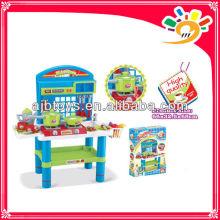Interessante Pretend Kitchen Set, Kinder Kochen Set für echte Kochen für Pretend Play Küche