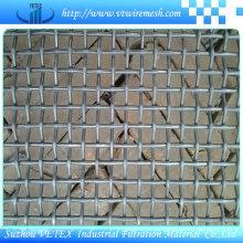 Galvanisiertes Eisen-Draht-Mesh-Quadrat-Maschendraht
