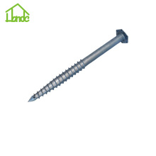 Harga Kompetitif Desain Unik Hex Ground Screw