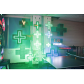 SMD Display Led Pharmacy Cross Sign Board Display