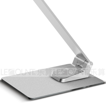 Touch Coutrol lámpara de mesa de aluminio LED (LTB108A)