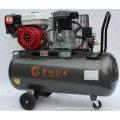 5.5HP 50L 8Bar gasoline engine air compressor