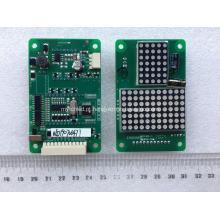 Placa de exposição do diodo emissor de luz da matriz de ponto BVD121 para elevadores