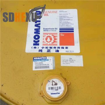 L'huile hydraulique d'origine des pièces d'excavatrice TO10