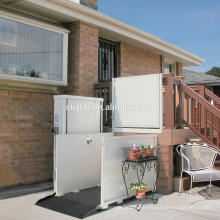 7.8m Electric hydraulic wheelchair access lifts