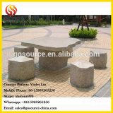 Modern carved decoration garden stone tables