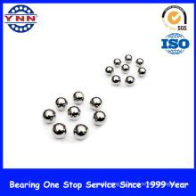 1.2mm 1.3mm 1.45mm-60mm Cromo y bola de acero inoxidable para rodamientos