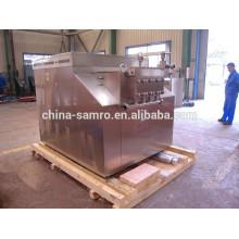 ISO certificate SRH6000-60 milk homogenizer