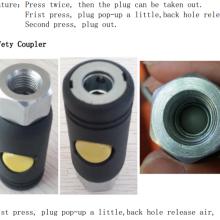 Кнопка Быстрого Безопасности Воздуха Муфта