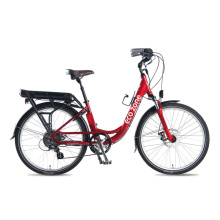26-inch can be loaded with electric bicycles