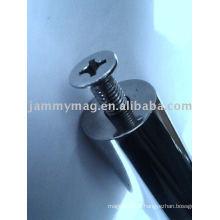 Barra de filtro magnética barra de filtro magnético ímã Ndfeb