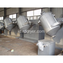 SYH tiga dimensi motion sugar powder mixer