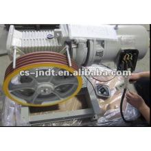 YJF160WL-VVVF 800-1000KG Passenger Elevator Motor Traction Machine