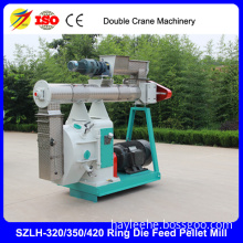 CE approved resonable price poultry feed pellet machine supplier