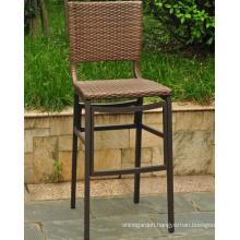 Garden Wicker Outdoor Patio Furniture Rattan Bar Stool
