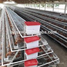 Gute Qualität Hühnerfarm-Schicht-Käfige für Verkauf in Namibia