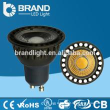 Fundido alumínio Gu10 5W COB LED Spotlight, 3000K LED Spotlight MR16,3 anos de garantia