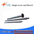 mini single screw barrel for filamant extruder