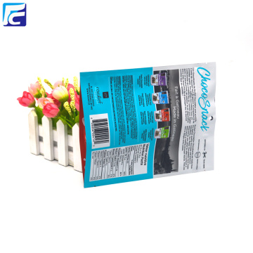Food Grade Custom Design Ziplock Plastic Bags