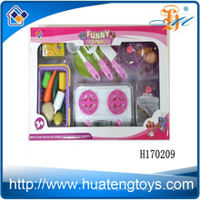 Wholesale kids cooking set hot selling toys kitchen play set for 2015