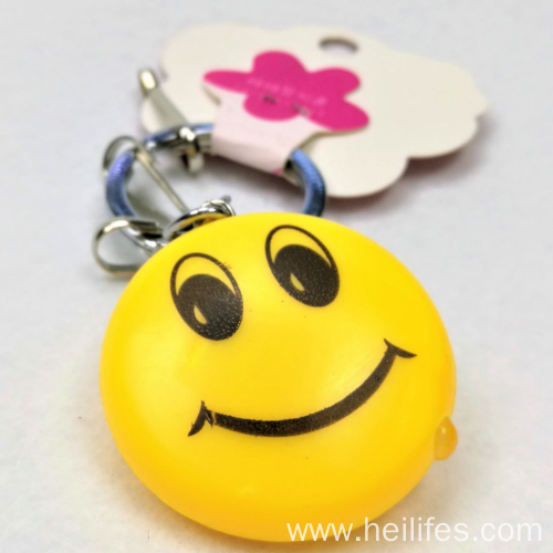 Customized Promotional Gift LED Key Rings