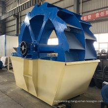 High Capacity Sand Washing Plant Sand Washing Machinery