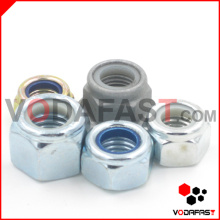 Nylon Insert Lock Nuts Zinc Plated H. D. G.