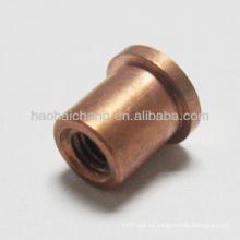 Nuez de cobre de la cabeza redonda del OEM de los nuevos productos del proveedor de China