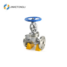 good price urban construction double seal ansi forged globe valve