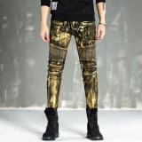Tide brand men's trousers Slim jeans