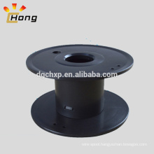 PP rohs material electric wire spool plastic spool for shipping