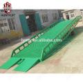 Пандус ярда CE поставщика Китая 15 тонн передвижной пандус загрузки тележки