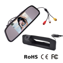 4.3 Inch Mirror Monitor Rearview System