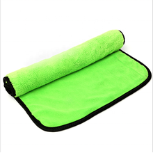 Thickening Absorbent Microfiber Coral Fleece Towel
