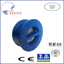Reliable reputation ductile iron rubber disc check valve