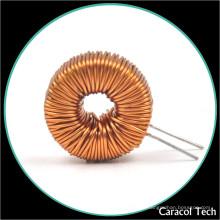 T18X10X7 Kupferdraht 0,5mm China Herstellung Preis DIP Gleichtaktdrossel Spulen Induktor 20 mh Für die Beleuchtung