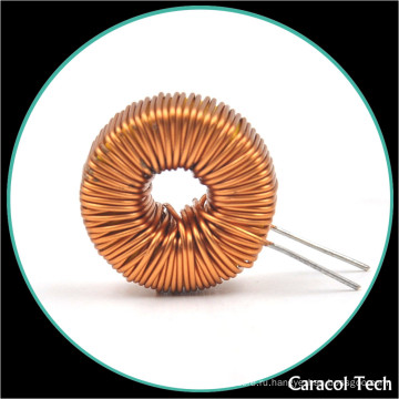 T18X10X7 медный провод 0.5 мм Производство Китай Цена ДИП единого режима Дроссельные катушки индуктивности 20mh для освещения