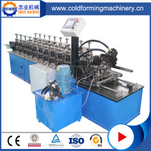 PLC Mengontrol Furring Channel Roll Forming Machine