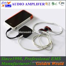 amplificateur de puissance de classe D amplificateur de casque amplificateur de batterie rechargeable