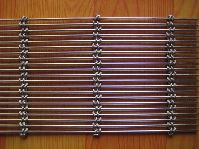 stainless steel decorative room divider wire mesh