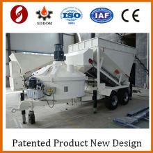 Patent MB1200 mobile Betonmischanlage, Beton-Dosieranlage, Betonwerk