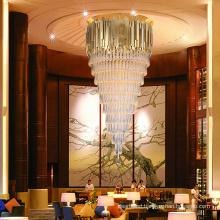 Hotel lobby project lighting decorative modern chandelier