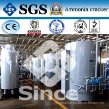 Petite usine de fabrication d'hydrogène (ANH)