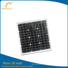 Panneau solaire certifié CE du fabricant chinois (SGM-30W)
