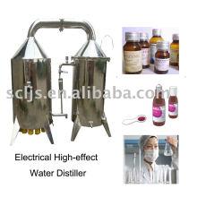 DGJZZ-100 Elétrica de alto efeito de aço inoxidável máquina destiladora de água