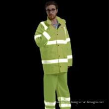 Antiestático ESD sala limpia ropa de poliéster sobretodo bata bata de laboratorio uniforme traje de trabajo