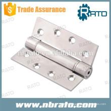 Charnière à ressort en bois en acier inoxydable RH-105