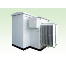 11kV Transformator Station Kombinierter Transformator für PV-Anlage