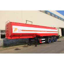 3 axle 40,000 liters oil tank trailer